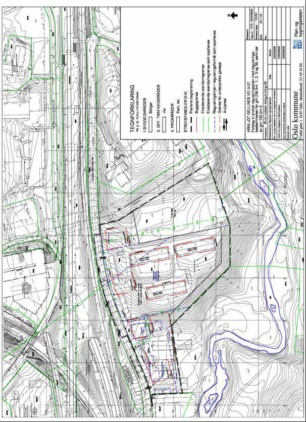 Gjeldende parkeringsnorm oslo kommune