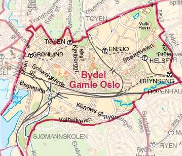 gamle oslo kart Etterstad Vel gamle oslo kart