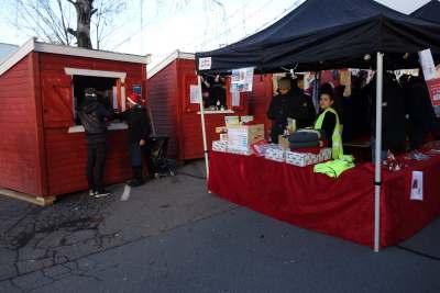 Julemarked, Etterstad vgs